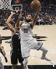 Sacramento Kings v Brooklyn Nets - 01 March 2018