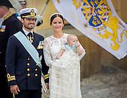 Christening of Prince Alexander of Sweden, 09-09-2016