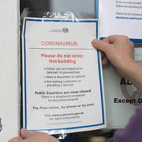 Coronavirus Perthshire 23.03.20