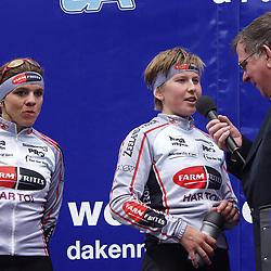 Sportfoto archief 2000-2005 <br />Arenda Grimberg Nederlands Kampioen vrouwen Nijmegen
