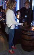 Janis Pate  & Bill Sweat, Salud Oregon pinot noir auction 2017