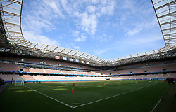 File photo dated 11-06-2016 of A general view of the Stade de Nice.