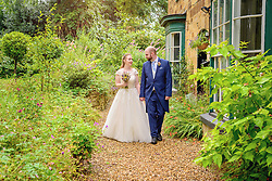 Rustic Wedding at the The Barns at Hunsbury Hill in Northampton