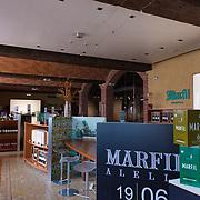 Marfil Alella winery shop in Alella, Spain