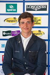 Philippaerts Nicola (BEL)<br /> Winner of the Grand Prix of Lummen<br /> CSIO Lummen 2013<br /> © Dirk Caremans