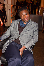Yinka Shonibare at The Royal Academy Schools annual dinner and Auction, London England. 14 March 2017.