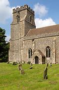 Village parish church of Saint Peter, Felsham, Suffolk, England, UK