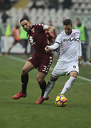 January 6, 2018 - Turin, Italy - Simone Verdi during Serie A match between Torino v Bologna, in Turin, on January 6, 2018  (Credit Image: © Loris Roselli/NurPhoto via ZUMA Press)