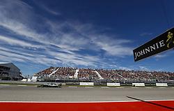October 22, 2018 - Austin, United States - Motorsports: FIA Formula One World Championship; 2018; Grand Prix; United States, FORMULA 1 PIRELLI 2018 UNITED S GRAND PRIX , Circuit of The Americas#44 Lewis Hamilton (GBR, Mercedes AMG Petronas F1 Team) (Credit Image: © Hoch Zwei via ZUMA Wire)