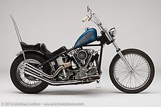 Roadside Marty's 1946 Knucklehead