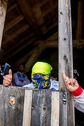 13-09-2017 FRA: BvdGF Tour du Mont Blanc day 4, Trient<br /> Van Chamonix naar Trient. <br /> Marcos