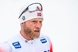 March 9, 2019 - Oslo, NORWAY - 190309 Martin Johnsrud Sundby of Norway after in men's 50 km classic technique during the FIS Cross-Country World Cup on March 9, 2019 in Oslo..Photo: Fredrik Varfjell / BILDBYRÃ…N / kod FV / 150211. (Credit Image: © Fredrik Varfjell/Bildbyran via ZUMA Press)