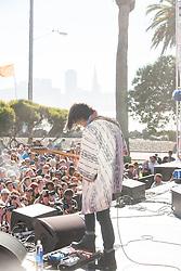 Youth Lagoon perform at The Treasure Island Music Festival - 10/14/12
