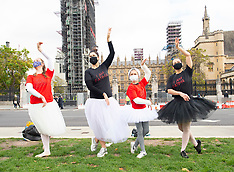 Ballet Protest 26th October 2020