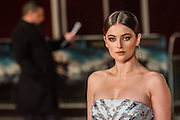 Millie Brady - The European premiere of Pride and Prejudice and Zombies.