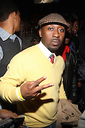 O'neal Mcknight at The Men of Style Awards presented by Gillette Fusion and Rolling Out Urbanstyle Weekly held at the 40/40 Club on Novemeber 2, 2009 in New York City