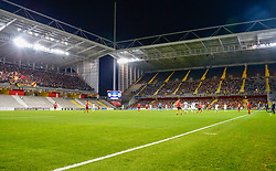 August 28, 2018 - Lens, France - Ambiance - Stade - vue generale (Credit Image: © Panoramic via ZUMA Press)