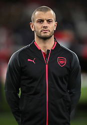 Arsenal's Jack Wilshere during the UEFA Europa League, Group H match at the Emirates Stadium, London. PRESS ASSOCIATION Photo. Picture date: Thursday December 7, 2017. See PA story SOCCER Arsenal. Photo credit should read: Nick Potts/PA Wire