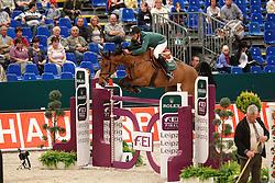 Smolders Harrie (NED) - Regina Z<br /> Rolex FEI World Cup Final Jumping 2011<br /> © Hippo Foto - Leanjo de Koster