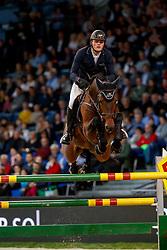 Tebbel Maurice, GER, Chacco's Son<br /> Stuttgart German Masters 2017<br /> © Hippo Foto - Stefan Lafrentz