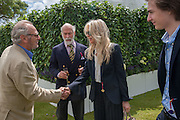 MARK SHAND; PRINCE MICHAEL OF KENT; CLARISSA NADLER; HAYDEN NADLER, The Cartier Style et Luxe during the Goodwood Festivlal of Speed. Goodwood House. 1 July 2012.