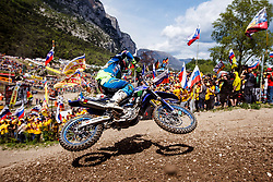 Jeremy Van Horebeek #89 of Belgium  during MXGP Trentino race one, round 5 for MXGP Championship in Pietramurata, Italy on 16th of April, 2017 in Italy. Photo by Grega Valancic / Sportida