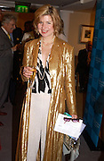 Izabelle van Randwyck, Grosvenor House Antiques fair charity preview in aid of Macmillan Cancer Relief, 10 June 2004. ONE TIME USE ONLY - DO NOT ARCHIVE  © Copyright Photograph by Dafydd Jones 66 Stockwell Park Rd. London SW9 0DA Tel 020 7733 0108 www.dafjones.com