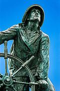 Fisherman's Memorial, Gloucester, Massachusetts, USA
