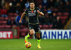 Liam Sercombe of Bristol Rovers - Mandatory by-line: Matt McNulty/JMP - 11/11/2017 - FOOTBALL - Glanford Park - Scunthorpe, England - Scunthorpe United v Bristol Rovers - Sky Bet League One