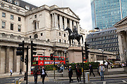 The Bank of England, London, England
