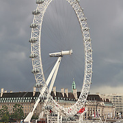 London Eye - County Hall - London, UK