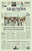 September 22, 2021 - ASIA-PACIFIC: Front-page: Today's Newspapers In Asia-Pacific