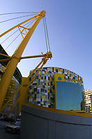 LISBOA-12 FEVEREIRO:Est‡dio Alvalade XXI¼ que alberga a equipa da super liga, Sporting C.P. e o EURO 2004    12/02/2004<br />(PHOTO BY: AFCD/NUNO ALEGRIA)