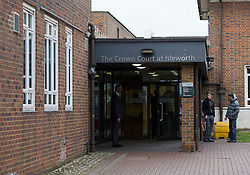 ©  London News Pictures. 25/11/2013. London, UK. A general view of Isleworth Crown Court in West London where Italian Sisters Elisabetta 'Lisa' and Francesca  Grillo (not pictured), are accused of misappropriating funds while working for Charles Saatchi and Nigella Lawson. Photo credit : Ben Cawthra/LNP
