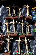 Crucifixion, Crafts, Creel, Copper Canyon, Chihuaua,