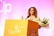 BEVERLY HILLS, CALIFORNIA - MAY 31: Jenni Luke at Step Up Inspiration Awards at the Beverly Wilshire Four Seasons Hotel on May 31, 2019 in Beverly Hills, California.