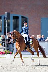Cornelissen Adelinde, NED, Jerich Parzival<br /> Nederlands Kampioenschap Dressuur - Ermelo 2016<br /> © Hippo Foto - Leanjo de Koster<br /> 15/07/16