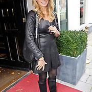 NLD/Amsterdam/20101018 - Lunch 25 jarig bestaan blad Beau Monde, Nicolette van Dam