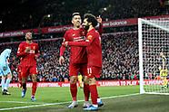 Liverpool v Southampton 010220
