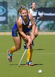 Adle Coetsee of Eunice during day one of the FNB Private Wealth Super 12 Hockey Tournament held at Oranje Meisieskool in Bloemfontein, South Africa on the 6th August 2016<br /> <br /> Photo by:   Frikkie Kapp / Real Time Images