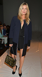 LAURA WHITMORE at the Gyunel Spring Summer 2015 fashion show as part of London Fashion week 2015 held at Victoria House, Bloomsbury Square, London on 12th September 2014.
