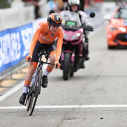 26-09-2020: wielrennen: WK weg vrouwen: Imola<br /> Anna van der Breggen (Netherlands) World Champion ITT women