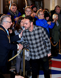 Ant McPartlin attending the Britain's Got Talent Photocall at the Opera House, Church Street, Blackpool.