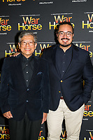 Adam Liaw at the opening night of War Horse, at the Lyric Theatre, Star City on February 18, 2020 in Sydney, Australia