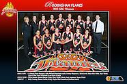 Rockingham Flames SBL Teams 2013