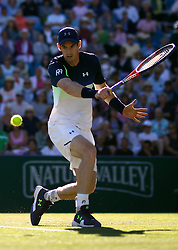 Great Britain's Andy Murray during day four of the Nature Valley International at Devonshire Park, Eastbourne.
