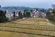 Kohima War Cemetery, Kohima, Nagaland, India