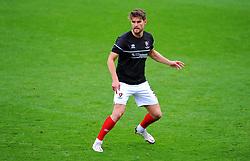 Charlie Raglan of Cheltenham Town prior to kick-off- Mandatory by-line: Nizaam Jones/JMP - 24/10/2020 - FOOTBALL - Jonny-Rocks Stadium - Cheltenham, England - Cheltenham Town v Mansfield Town - Sky Bet League Two