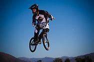 #267 (HOMBSCH Luke) AUS at the 2013 UCI BMX Supercross World Cup in Chula Vista