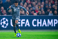 12-12-2018 NED: Champions League AFC Ajax - FC Bayern Munchen, Amsterdam<br /> Match day 6 Group E - Ajax - Bayern Munchen 3-3 / Serge Gnabry #22 of Bayern Munich